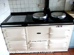 oven cleaning aga